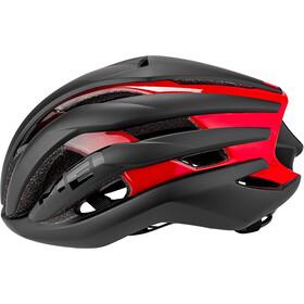 MET Trenta Casco, negro/rojo
